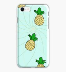 Pineapples Galore iPhone Case/Skin