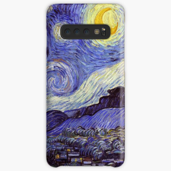 Vincent Van Gogh Starry Night Samsung Galaxy Snap Case