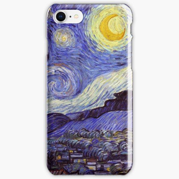 Vincent Van Gogh Starry Night iPhone Snap Case