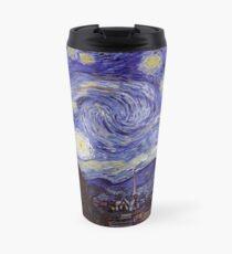 Vincent Van Gogh Starry Night Travel Mug