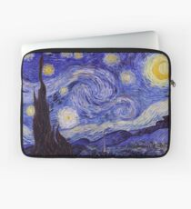 Vincent Van Gogh Starry Night Laptop Sleeve