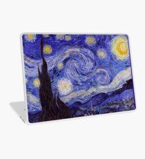 Vincent Van Gogh Starry Night Laptop Skin