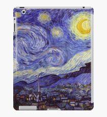 Vincent Van Gogh Starry Night iPad Case/Skin