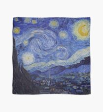 Vincent Van Gogh Starry Night Scarf