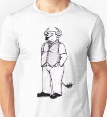 Inktober: Fat + Bull T-Shirt