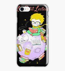 Le Petit Lecteur - The Little Reader iPhone Case/Skin