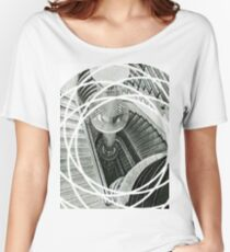 Through the staircase Women's Relaxed Fit T-Shirt