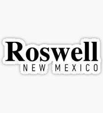 Roswell, New Mexico Sticker