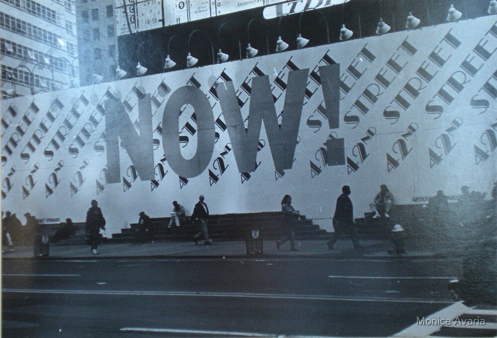 Now! by Monica Avaria