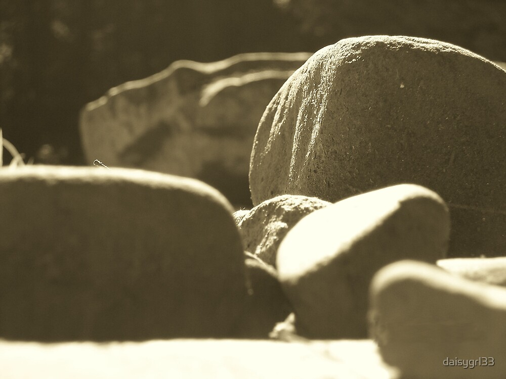 River Stones by daisygrl33