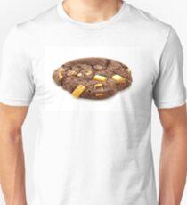 Chocolate Triple Chip Cookie Unisex T-Shirt