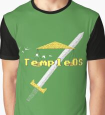 TempleOS New Graphic T-Shirt