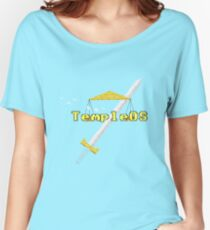 TempleOS New Women's Relaxed Fit T-Shirt