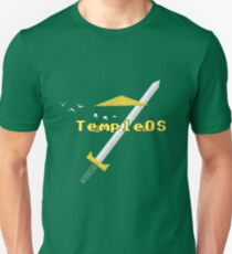 TempleOS New Unisex T-Shirt