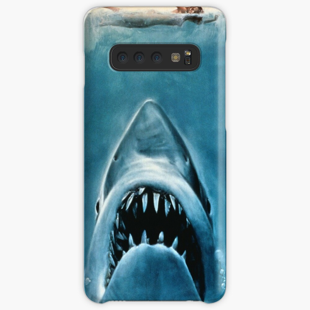 JAWS SHARK Case & Skin for Samsung Galaxy