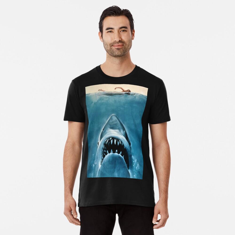 JAWS SHARK Premium T-Shirt