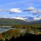 """""""Lake Widermere, Lake District"""" by Bradley Shawn  Rabon"""
