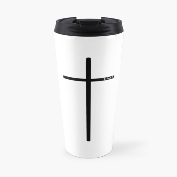 Free Cross Travel Mug