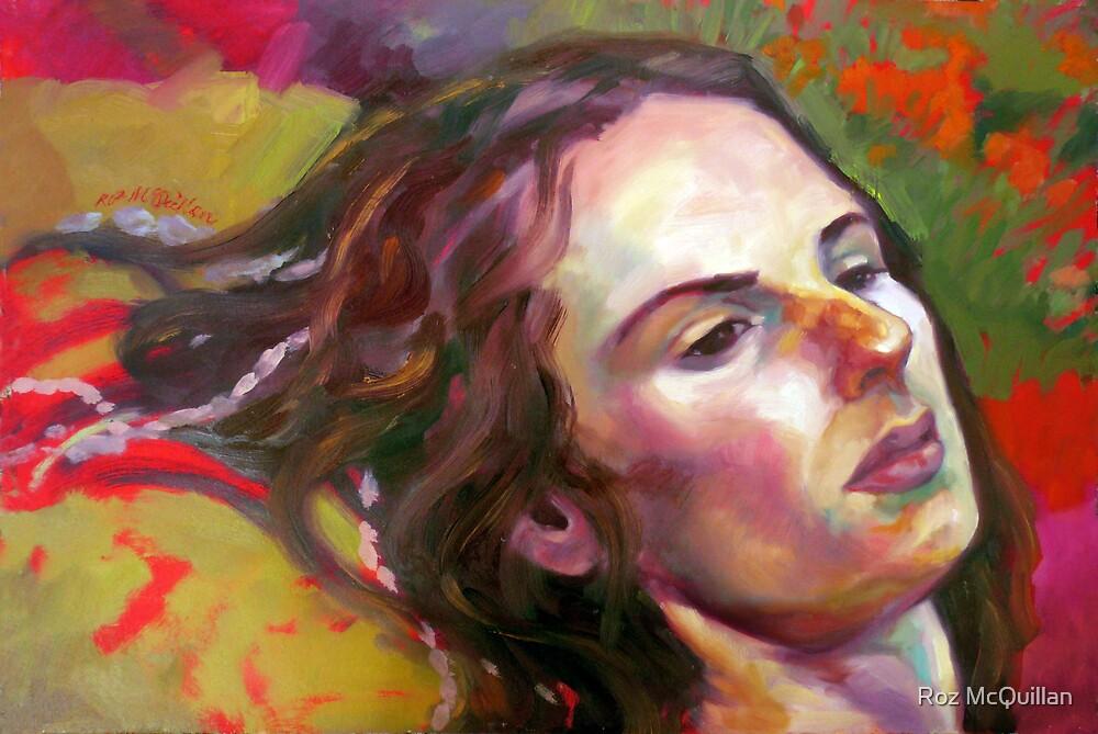 Ophelia by Roz McQuillan