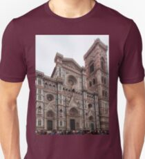 Cathedral of Saint Mary of the Flower - Florence - Italy Unisex T-Shirt