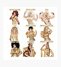 AS3 Photographic Print