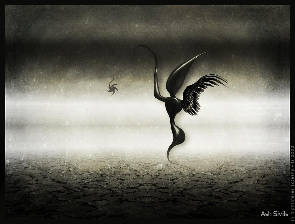 In Nightmares by Ash Sivils