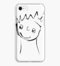 LITTLE GUY iPhone Case/Skin