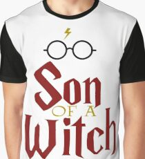 Son of a Witch Graphic T-Shirt