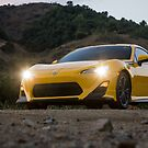 Scion TRD FRS  by Carandphoto