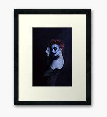 The Crow Redux Framed Print