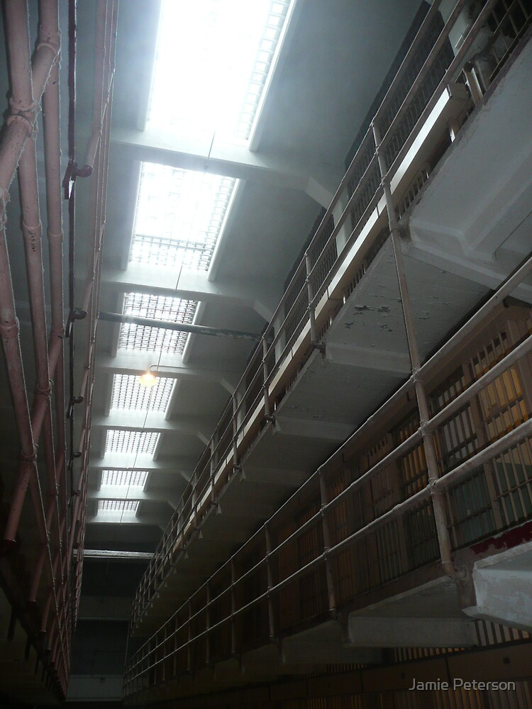 Cell Block C by Jamie Peterson