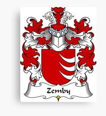 Zemby (Zeby) Canvas Print