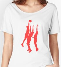 Starks Silhouette  Women's Relaxed Fit T-Shirt