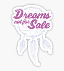 *LIMITED EDITION* DREAM CATCHER  Sticker