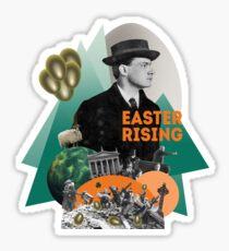 Easter Rising 1916 Ireland Sticker