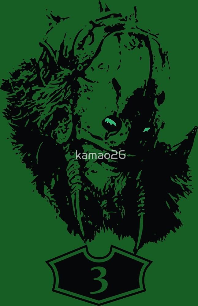 Green by kamao26