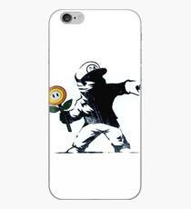 The Mario Flower Chucker iPhone Case