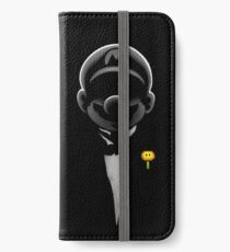 Super formal Mario iPhone Wallet/Case/Skin