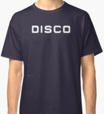 Disco, get your disco t-shirt today! Classic T-Shirt