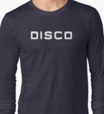 Disco, get your disco t-shirt today! Long Sleeve T-Shirt