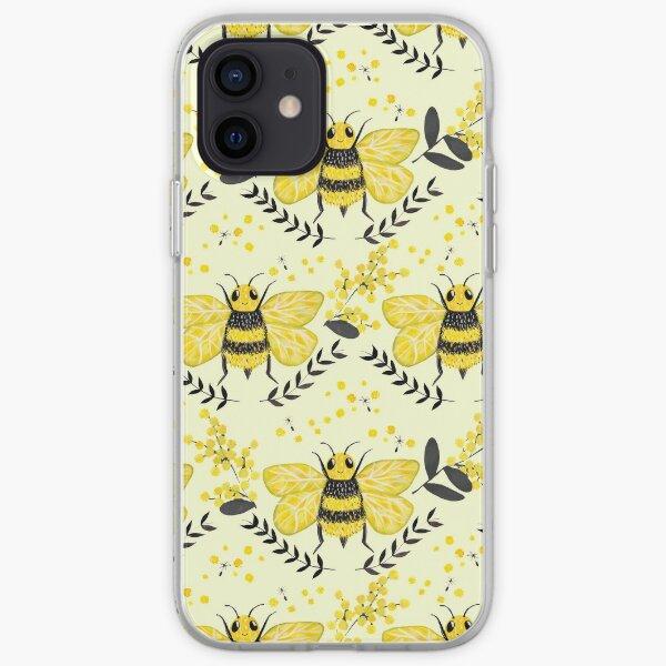Wattle it Bee?  iPhone Soft Case