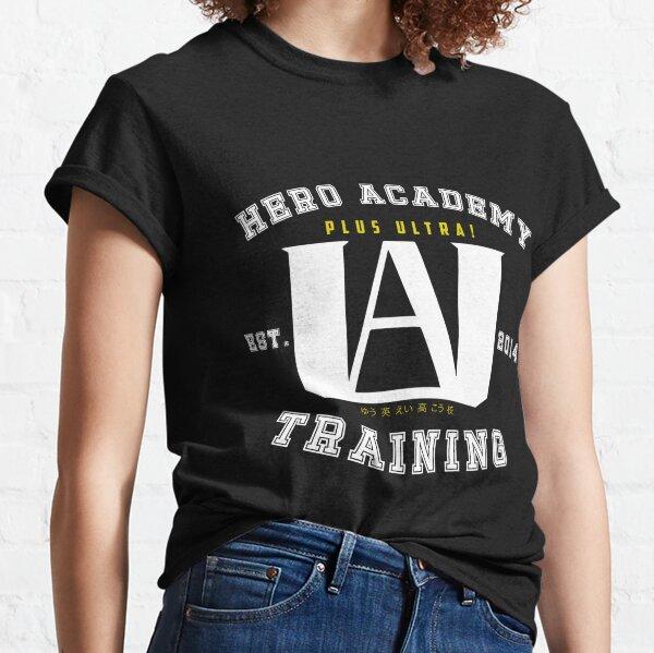 Logo de mon université universitaire T-shirt classique