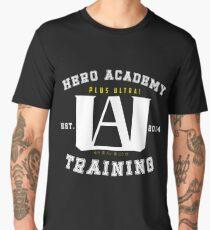 My Hero Academia University Logo Men's Premium T-Shirt