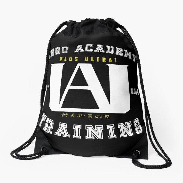 Logotipo de My Hero Academia University Mochila saco