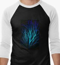 BLUE TREES Men's Baseball ¾ T-Shirt