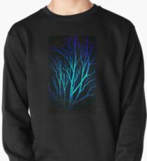 BLUE TREES Pullover