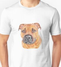 Riley - Staffordshire Bull Terrier T-Shirt