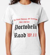 Portobello Road  Classic T-Shirt
