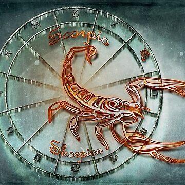 Scorpion by jolly3434