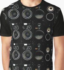 Audio Graphic T-Shirt